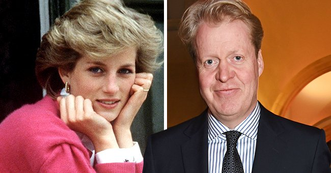 Princess Diana's Brother Shares Portrait Showing Her Resemblance to Their Mom — Fans Go Wild