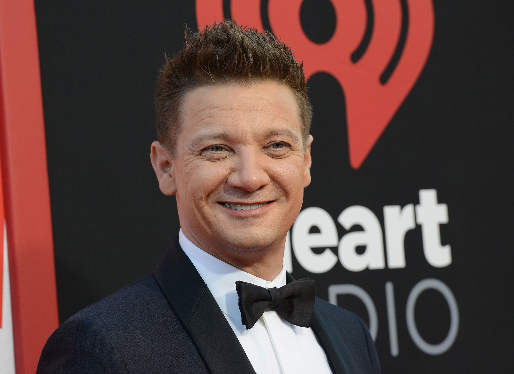 """Jeremy Renner at for the premiere of """"Tag"""" in  2018 in Westwood California 