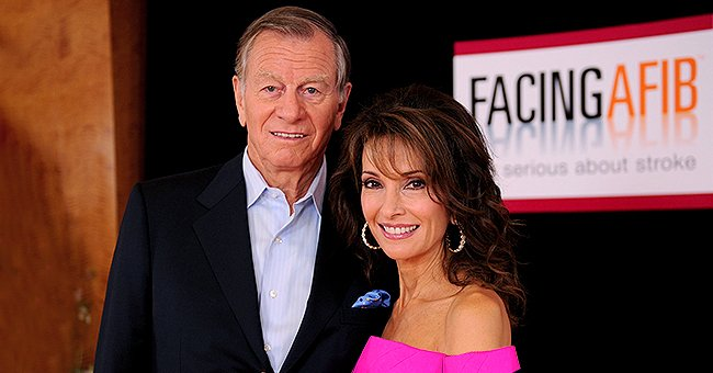 Susan Lucci from 'All My Children' Met Husband of 50 Years While Engaged to Another Man— Meet Helmut Huber