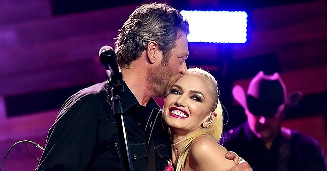 Us Weekly: Blake Shelton Asked Permission from Gwen Stefani's Dad before Proposing