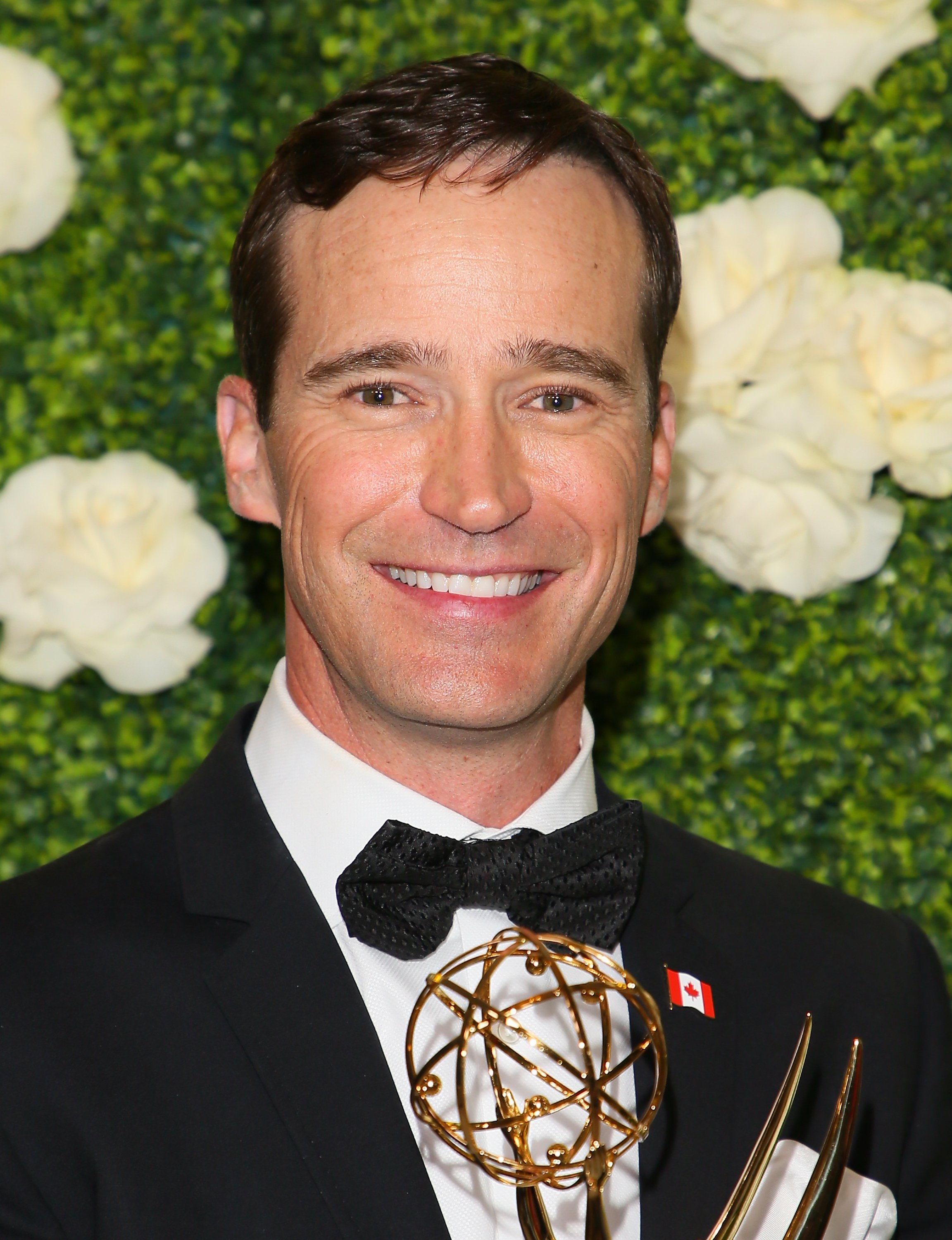Mike Richards at the CBS Daytime Emmy After Party in Pasadena, California   Photo: JB Lacroix/WireImage via Getty Images