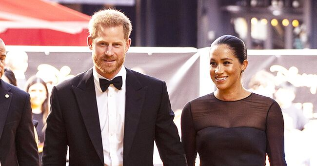 Meghan Markle Says 'Lion King' Premiere Outing Was 'Date Night' for Her and Harry
