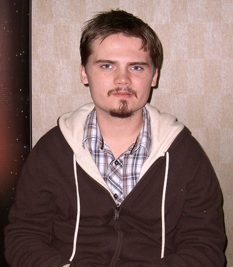 Jake Lloyd at the Big Apple Convention in Manhattan, October 2, 2010. | Photo: Luigi Novi / Wikimedia Commons