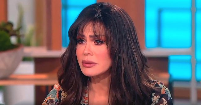 Marie Osmond Fights Back Tears on 'The Talk' as She Shares Her Thoughts on Kobe Bryant's Death