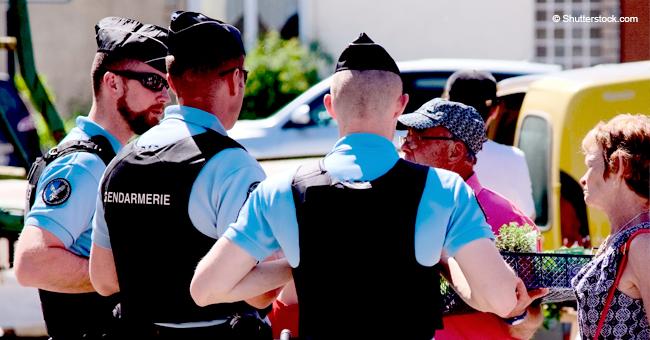 Loire : Les gendarmes ont secouru un petit bébé enfermé dans une voiture