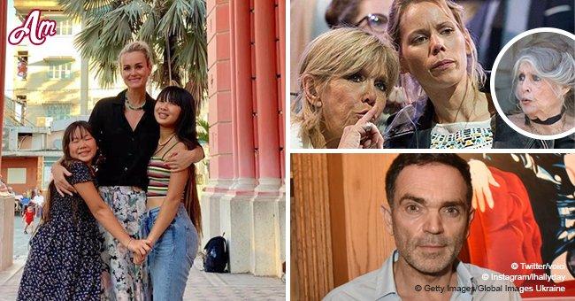 Yann Moix 'ne peut aimer une femme de 50 ans', Laeticia demande pardon, Brigitte Bardot a écrit à la fille de Brigitte Macron: Top de la journée