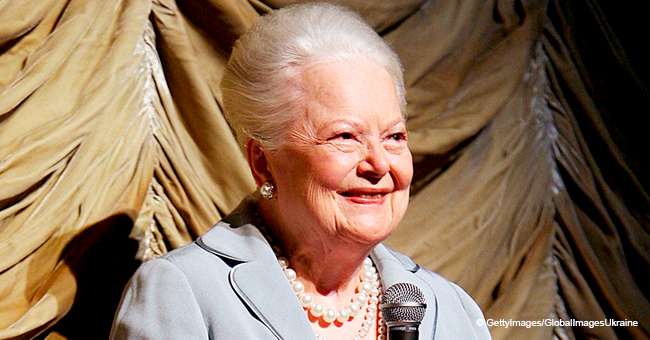 'Gone with the Wind' Star Olivia De Havilland Is 102 but She Proves Age Is Just a Number