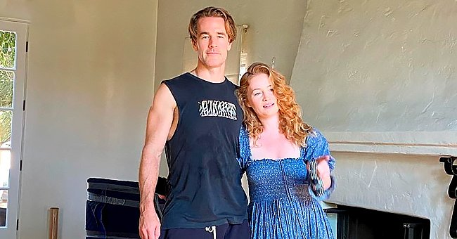 'Dawson's Creek' James Van Der Beek Reveals His Family Are Moving Out of Los Angeles