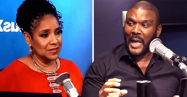 Phylicia Rashad Reveals Why She's Not on Social Media and Tyler Perry Agrees with Her
