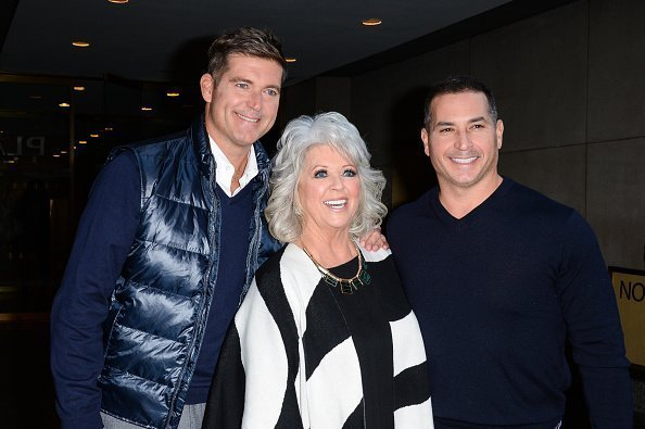 Jamie Deen, Paula Deen, and Bobby Deen at the NBC Rockefeller Center Studios in New York City. | Photo: Getty Images