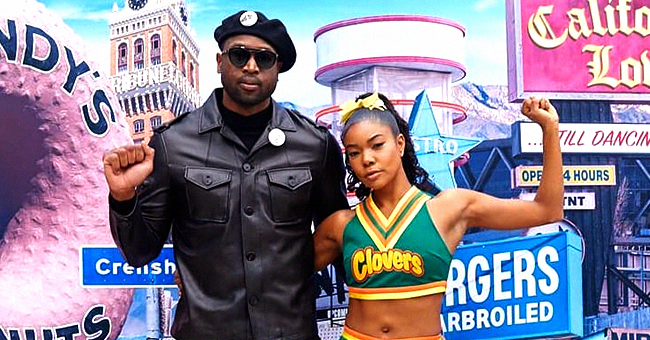 Gabrielle Union Shares Colorful Pics with Friends from Her 'California Love'-Themed 47th Birthday Celebration
