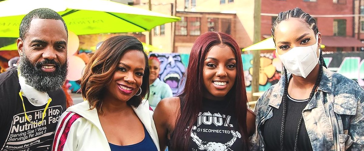 Kandi Burruss & Todd Tucker Are Proud Parents of 4 Kids — Meet the RHOA Stars' Blended Family
