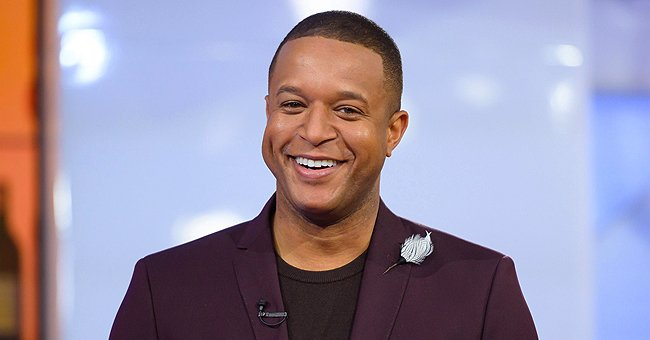 Craig Melvin Is All Smiles Posing with Wife in between Filming the Sports Emmys & Fans Love It