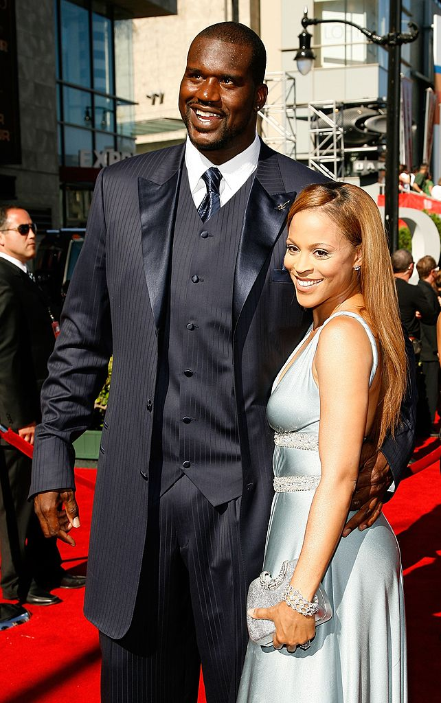 Shaquille O'Neal et Shaunie ont divorcé | Source : Getty Images