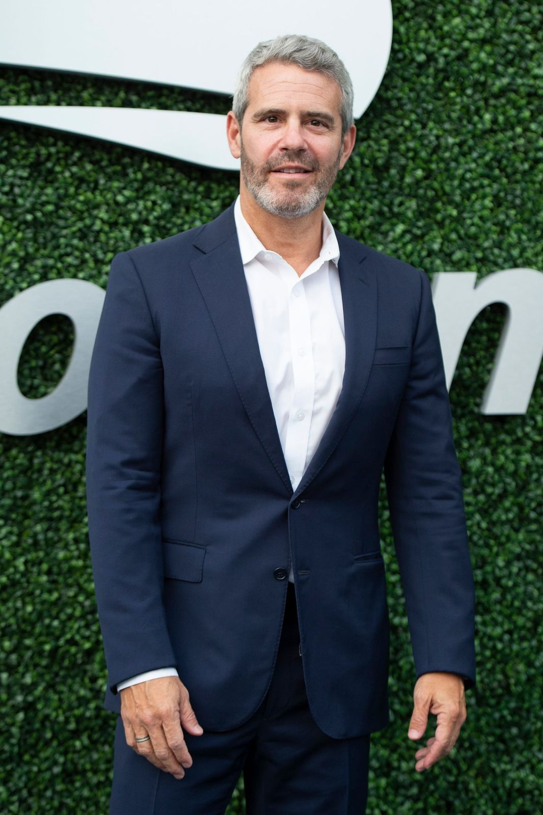 Andy Cohen at the US Open on September 5, 2019, in New York City   Photo: Adrian Edwards/GC Images/Getty images
