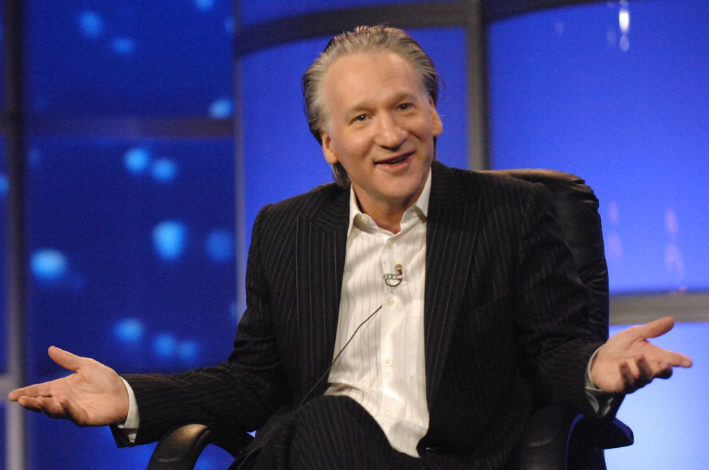 Bill Maher on January 12, 2007 in Los Angeles, California | Photo: Getty Images