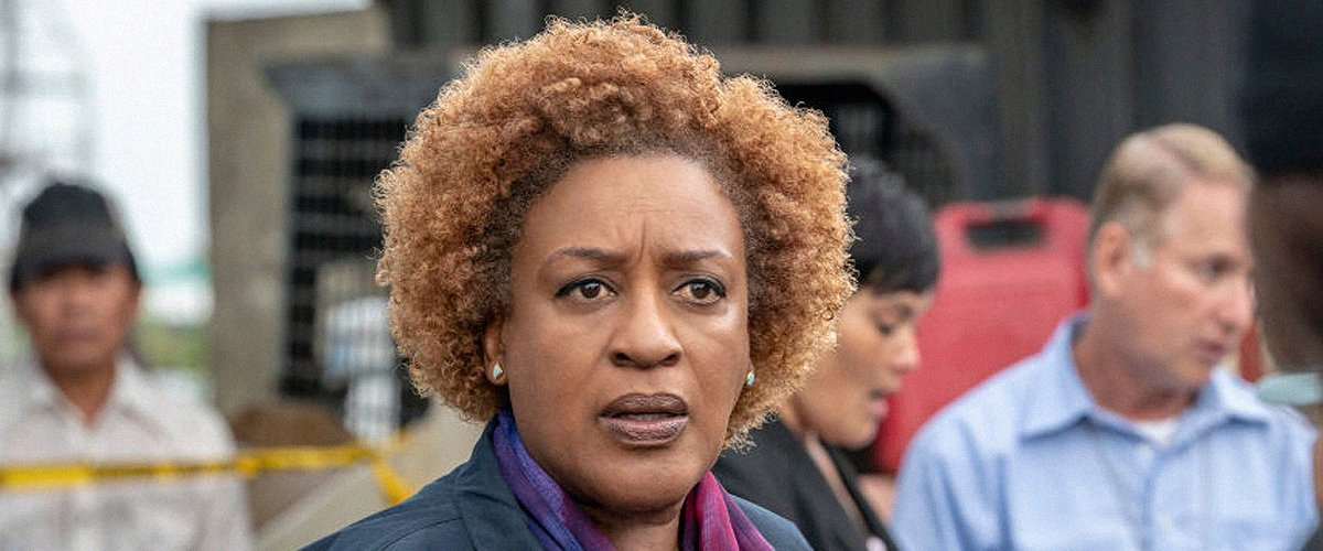 A picture of American actress CCH Pounder  | Photo: Getty Images