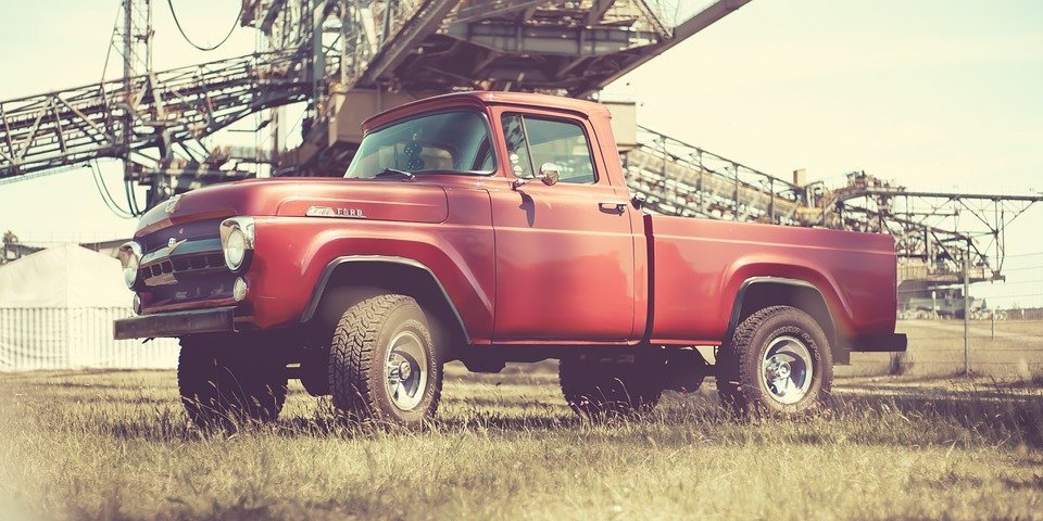 Ford 'pick-up' Truck l Image Pixabay