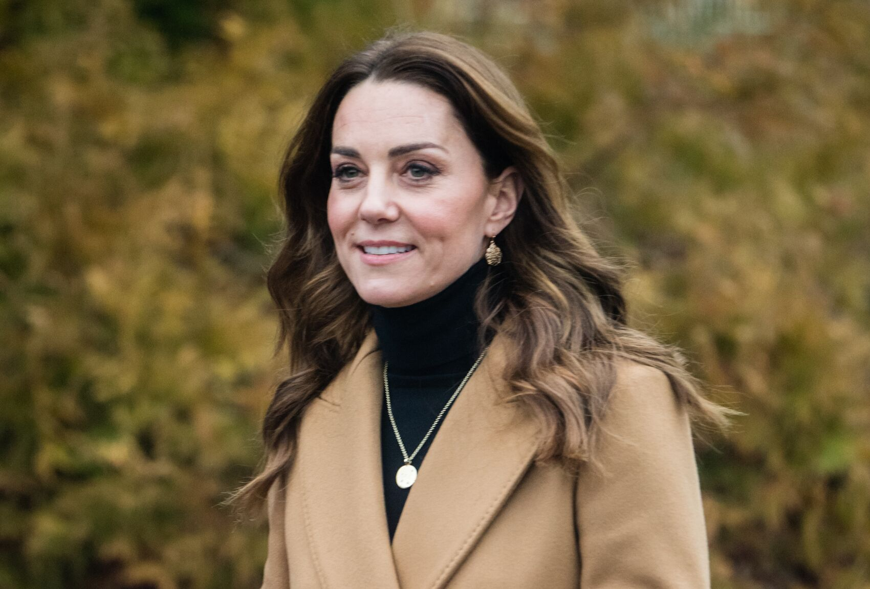 Duchesse Kate rend visite à HMP Send le 22 janvier 2020 à Woking, en Angleterre | Photo : Getty Images