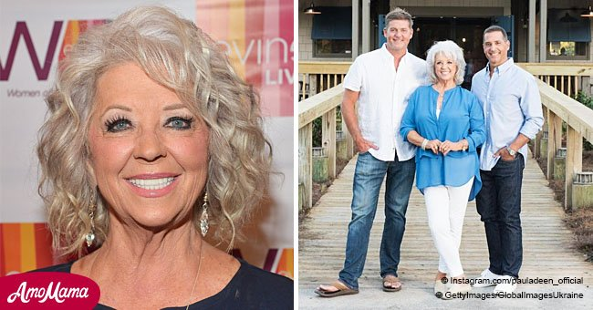 Paula Deen's sons are all grown up and they're both following in their mother's footsteps