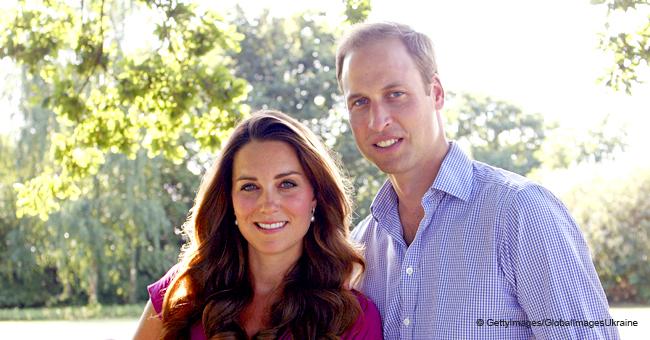 Kate Middleton und Prinz William teilten ihre Gedanken über die Ankunft von Baby Sussex