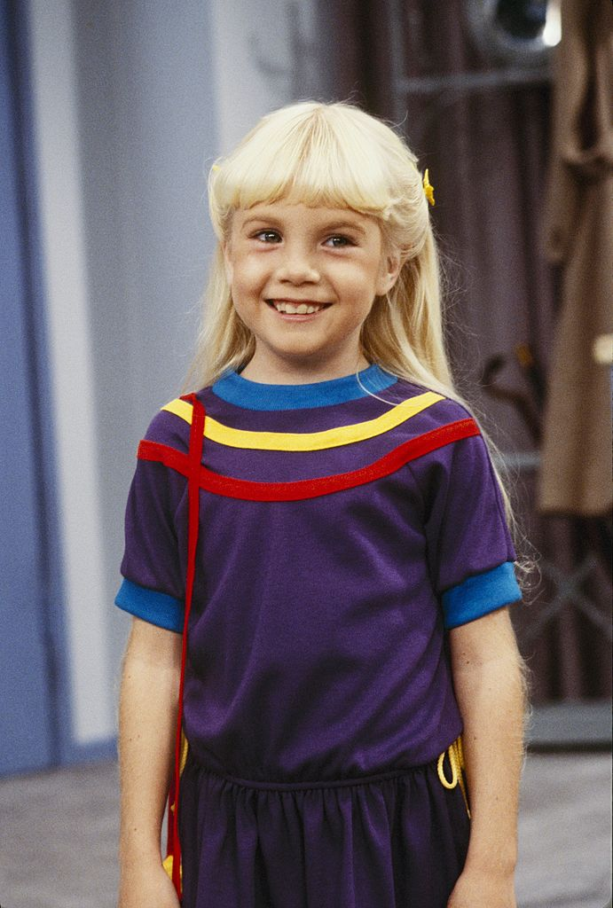 """Heather O'Rourke in """"Second Time Around"""" 