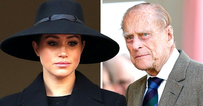 Meghan Markle Honors Prince Philip As She Watches His Funeral from Her Montecito Mansion