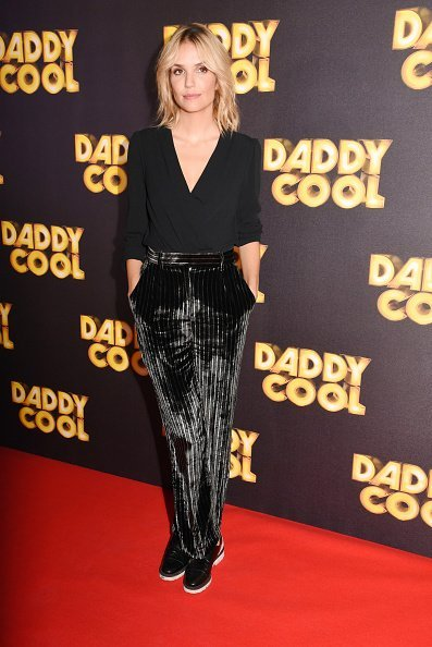 "Laurence Arne assiste à la première parisienne de ""Daddy Cool"" à l'UGC Cine Cite Bercy à Paris, France. 