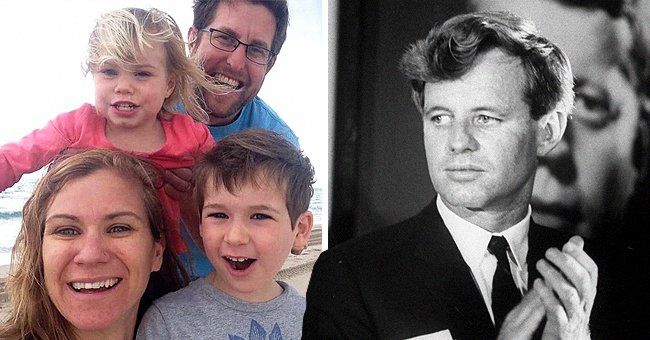 Nearly 120 Kennedy Family Members Paid Online Tribute to Late RFK's Granddaughter & Her Son