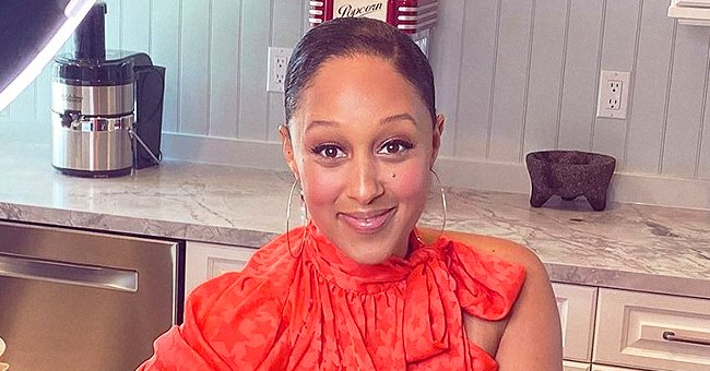 Tamera Mowry's Children Flash Their Lovely Smiles While Celebrating Ariah's Birthday (Photos)