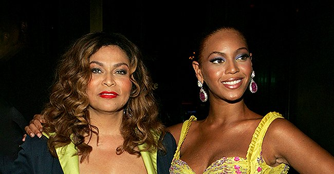 Tina Lawson Shares a Photo of 9-Year-Old Beyoncé Playing an African Queen — See Fan Reactions