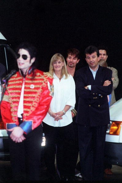 Michael Jackson and Debbie Rowe | Photo: Getty Images