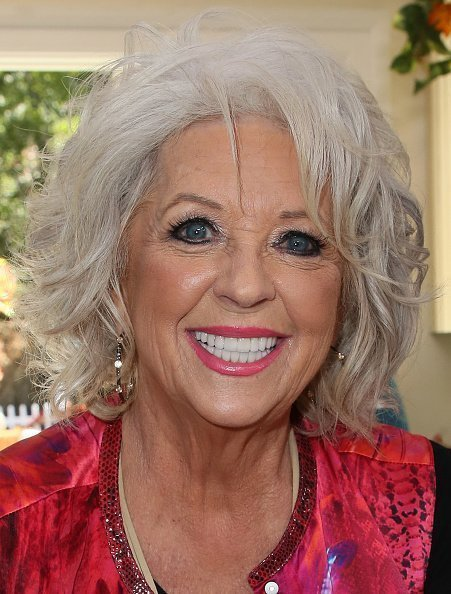 Chef Paula Deen at Hallmark's 'Home and Family' in Universal City, California. | Photo: Getty Images