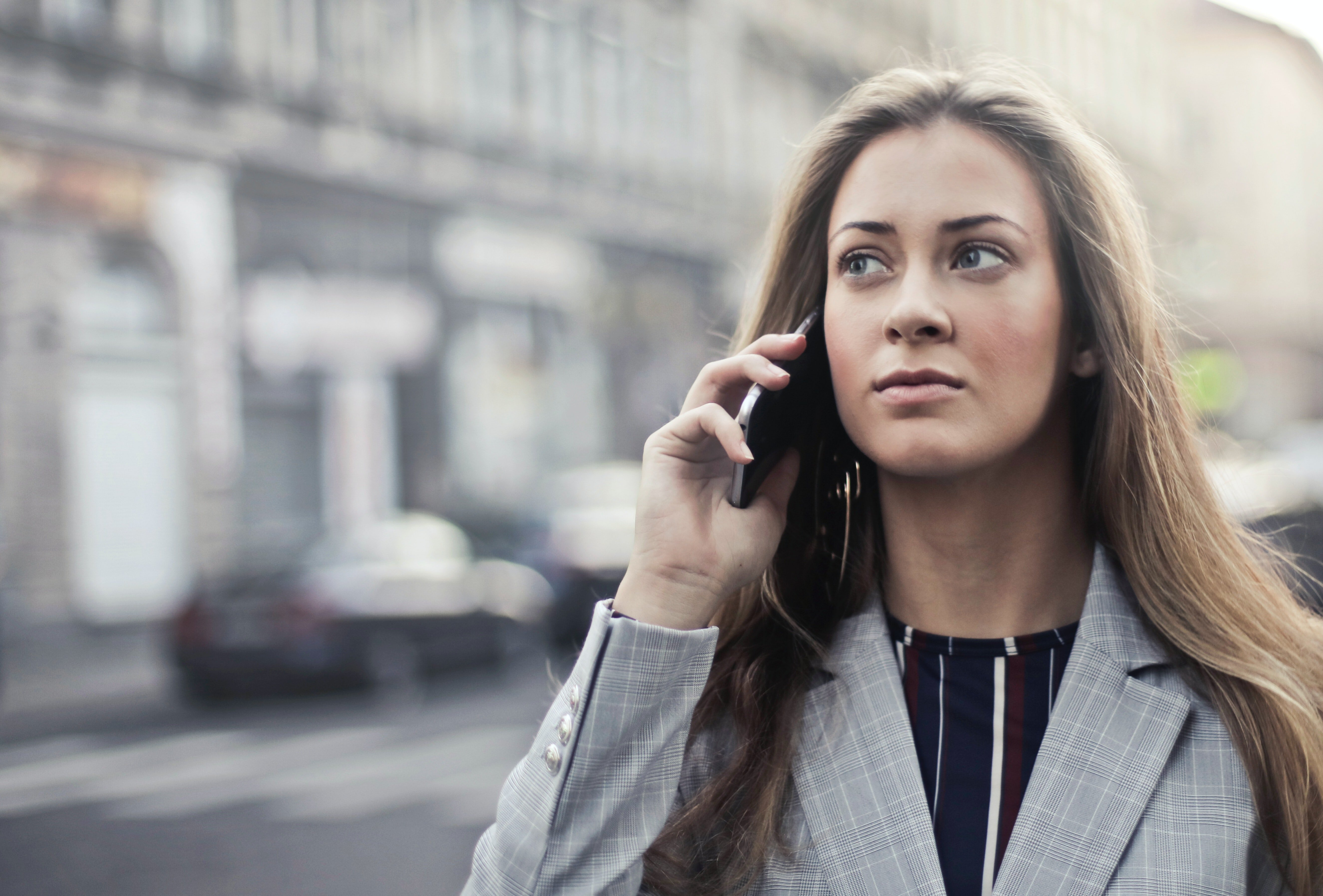 Nessa got a call from the hospital that a drunk cyclist had been hit by a car   Source: Pexels
