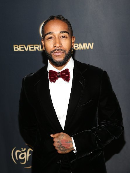 """Omarion attends the Ryan Gordy Foundation """"60 Years of Motown"""" Celebration on November 11, 2019 