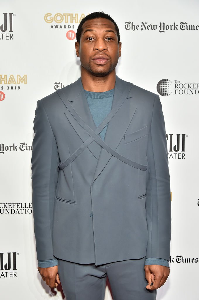 Jonathan Majors at the IFP's 29th Annual Gotham Independent Film Awards at Cipriani Wall Street on December 02, 2019 | Photo: Getty Images