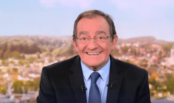 Jean-Pierre Pernaut de retour au 13h après son opération. | Youtube/Le Huffington Post