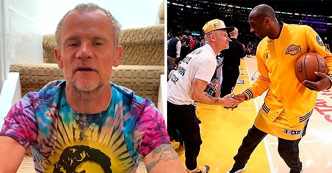 Red Hot Chilli Peppers Bassist Flea Posts Sweet Tribute to Kobe Bryant 1 Year after His Death