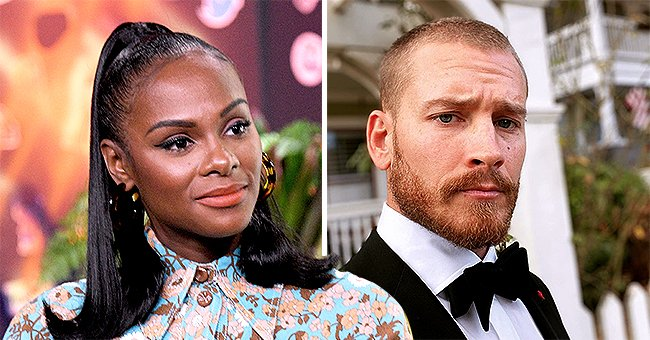 Tika Sumpter & Fiancé Nick James Melt Hearts with Video of Daughter Ella Riding in a Red Toy Car on the Road