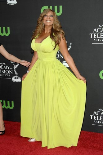 Wendy Williams at the 36th Annual Daytime Emmy Awards. Orpheum Theatre, Los Angeles, CA on August 30, 2009. | Photo: Shutterstock