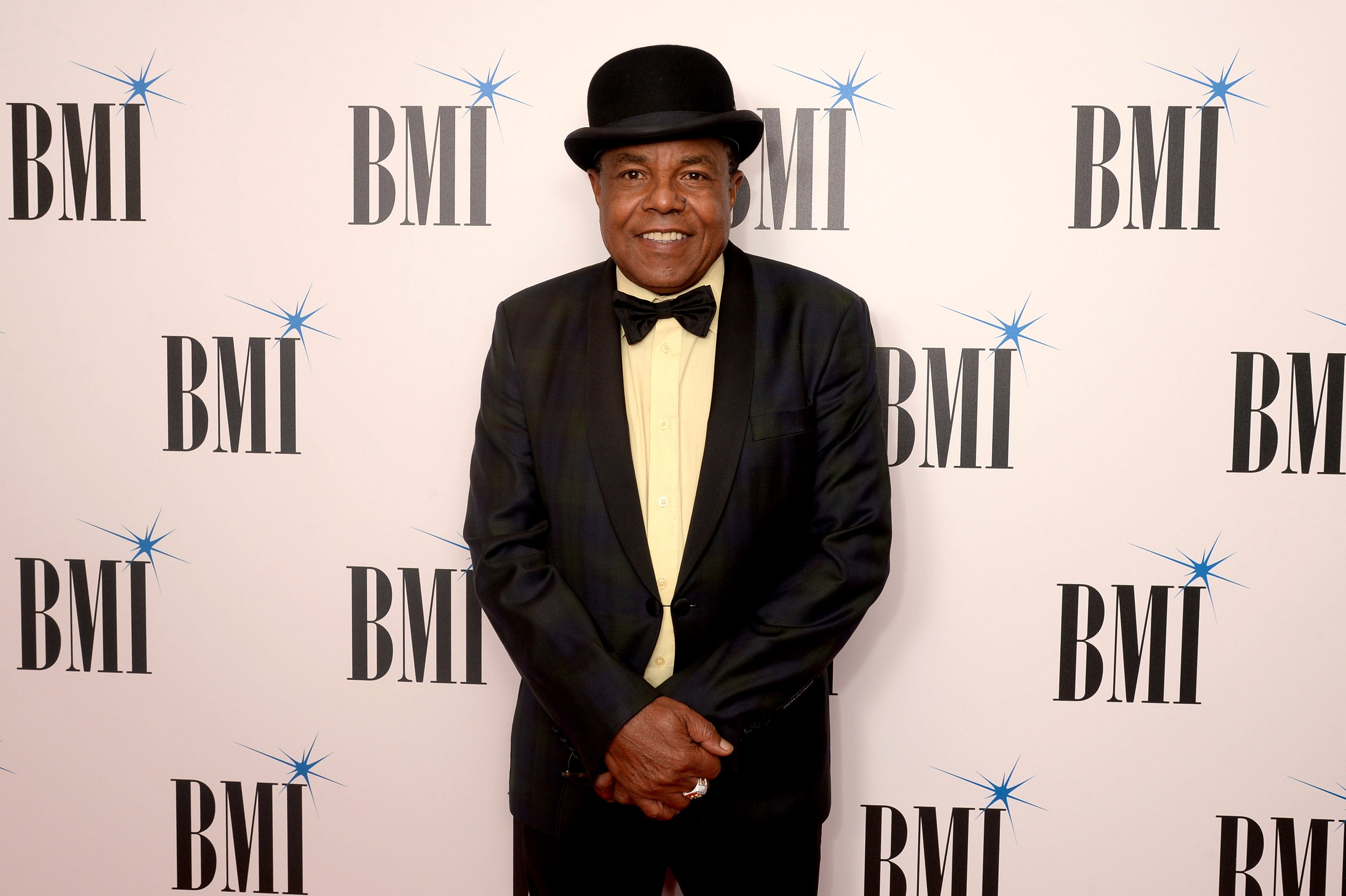 Tito Jackson le 9 octobre 2017 à Londres, Angleterre |  Source : Getty Images