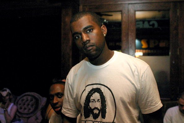 Le rappeur américain Kanye West. | Photo : Getty Images