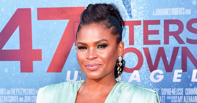 'The Best Man' Actress Nia Long's Oldest Son Massai Praised for Looking Handsome in New Photos