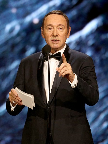 Kevin Spacey at The Beverly Hilton Hotel on October 27, 2017 in Beverly Hills, California. | Photo: Getty Images