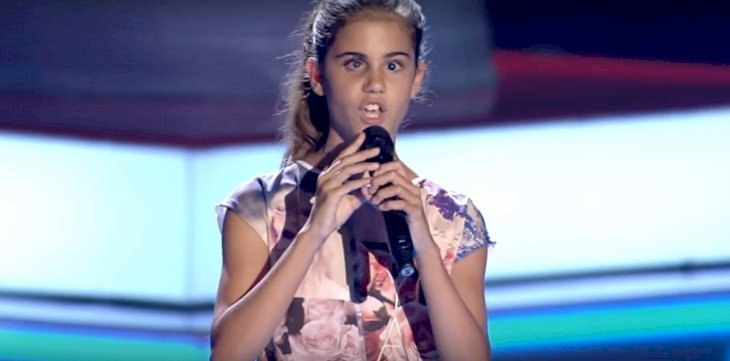Source :Youtube/La Voz Kids España
