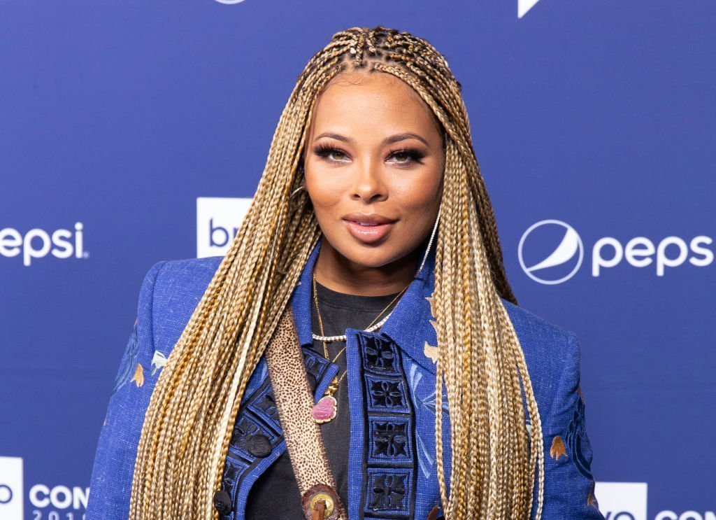 Eva Marcille attends opening night of the 2019 BravoCon at Hammerstein Ballroom | Photo: Getty Images