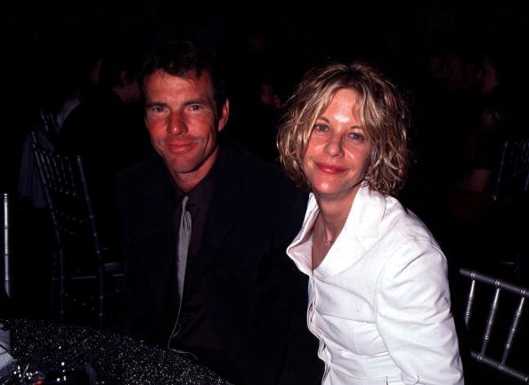 Dennis Quaid & Meg Ryan in 2000 | Photo: Getty Images