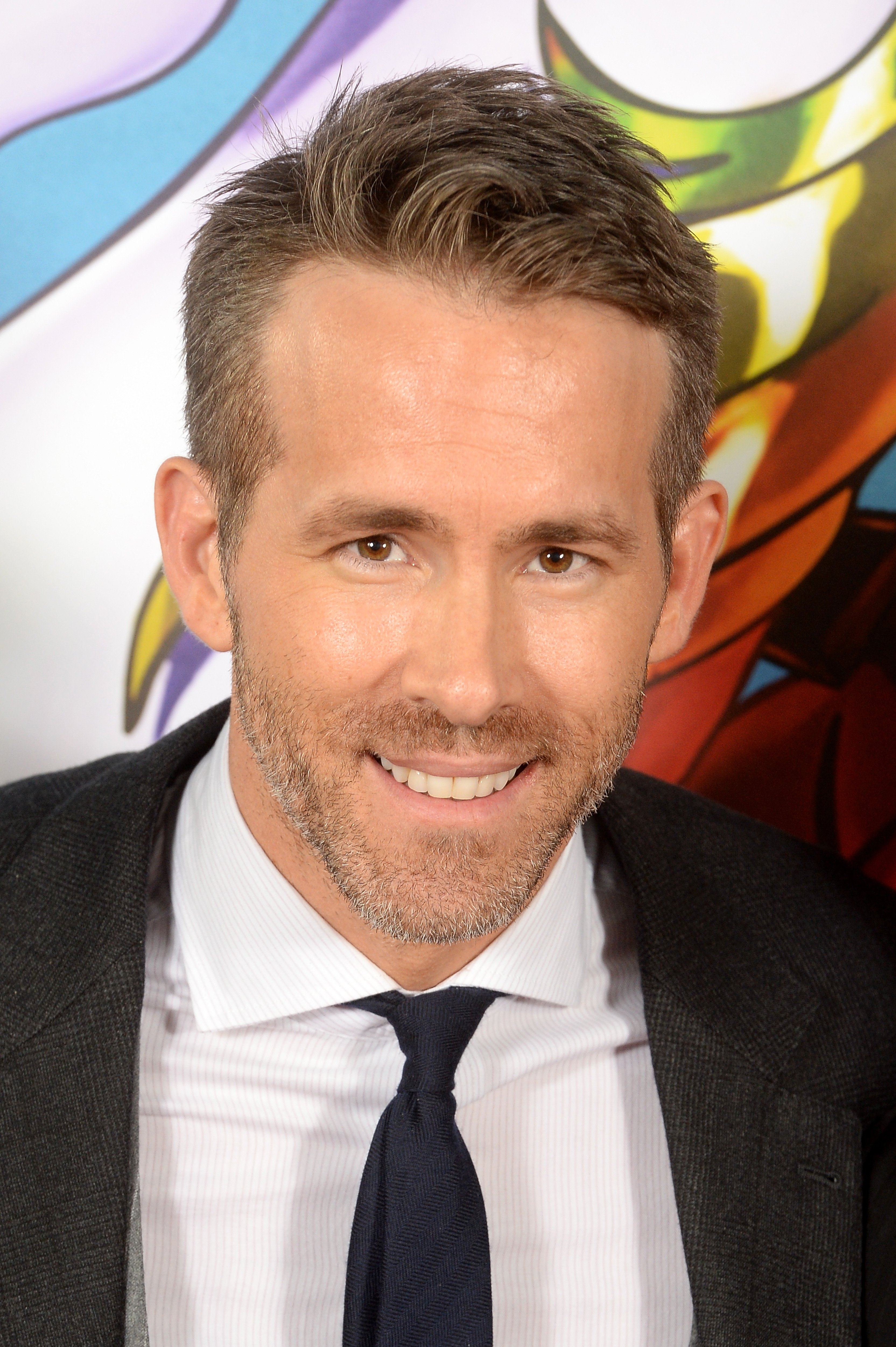 Ryan Reynolds attends the 'Deadpool 2' fan screening at Cineworld Leicester Square on May 10, 2018, in London, England. Source: Getty Images.