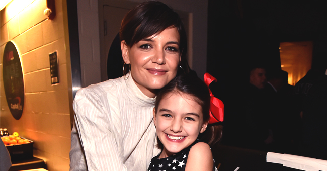 Katie Holmes and Suri Cruise Spotted Having a Mother-Daughter Shopping Trip