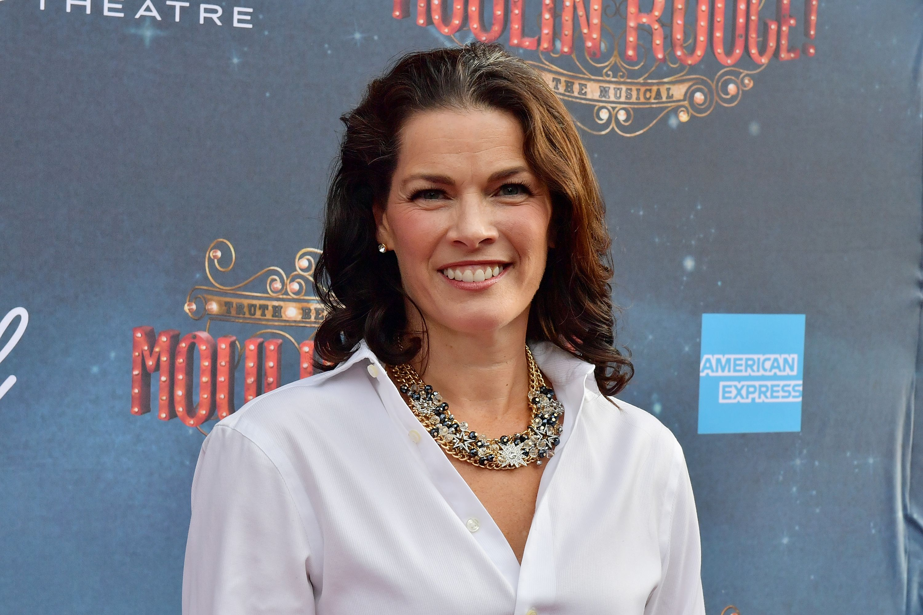 """Olympian Nancy Kerrigan at the grand re-opening of Boston's Emerson Colonial Theatre with the gala performance of """"Moulin Rouge! The Musical"""" at Emerson Colonial Theatre on July 29, 2018   Photo: Getty Images"""